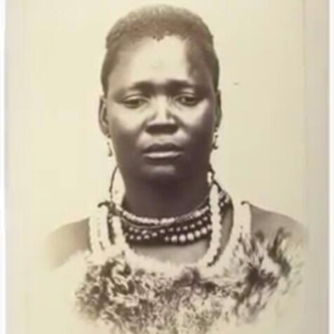 The Great Queen Manthatisi
