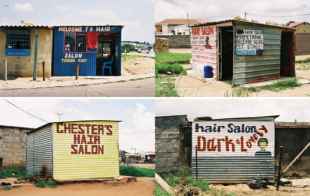 Kasi Salon Blues