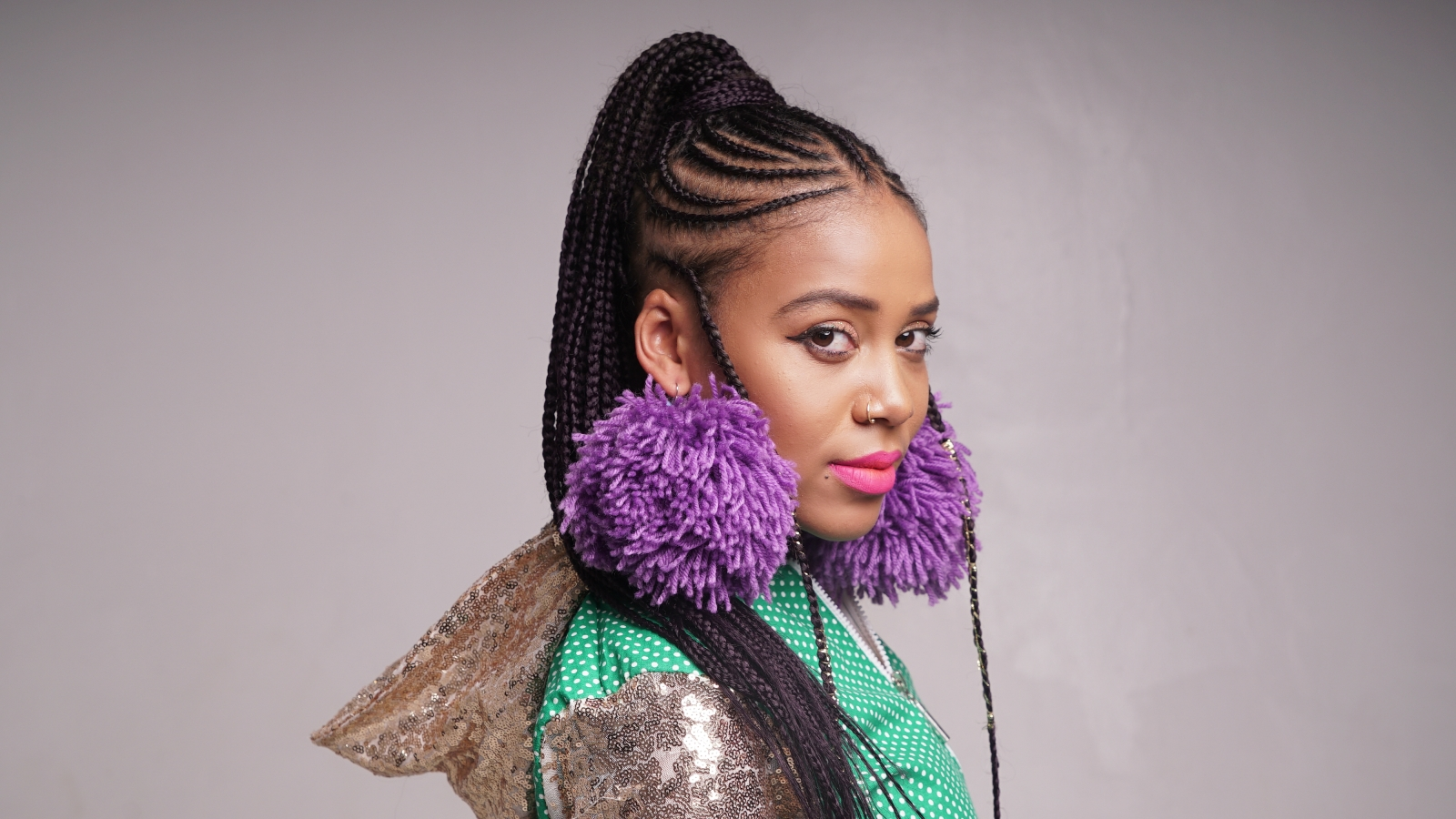 Madjozi: Keeping It 'Real' Privileged