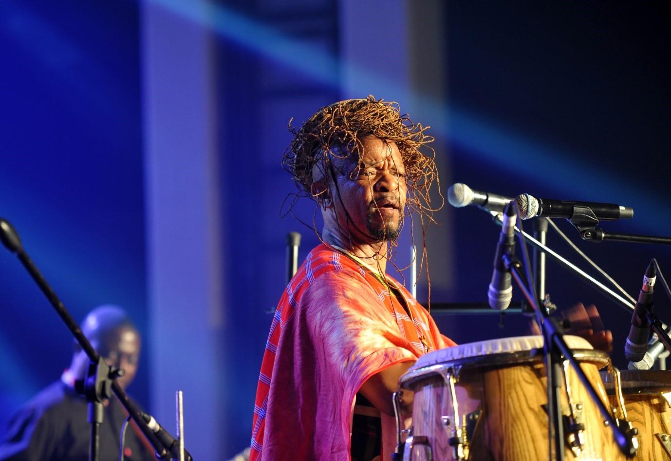 Afrophonics – Sello Galane & Tlokwe Sehume
