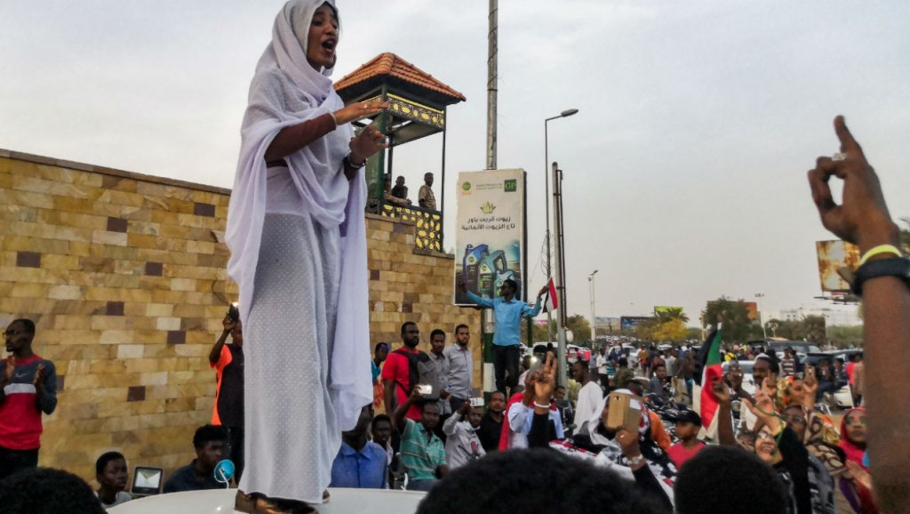 "Power of Music in Sudan: The Sounds of ""Organised Chaos"""