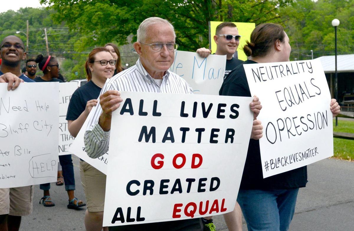 "The Inherent Violence of ""All Lives Matter"""