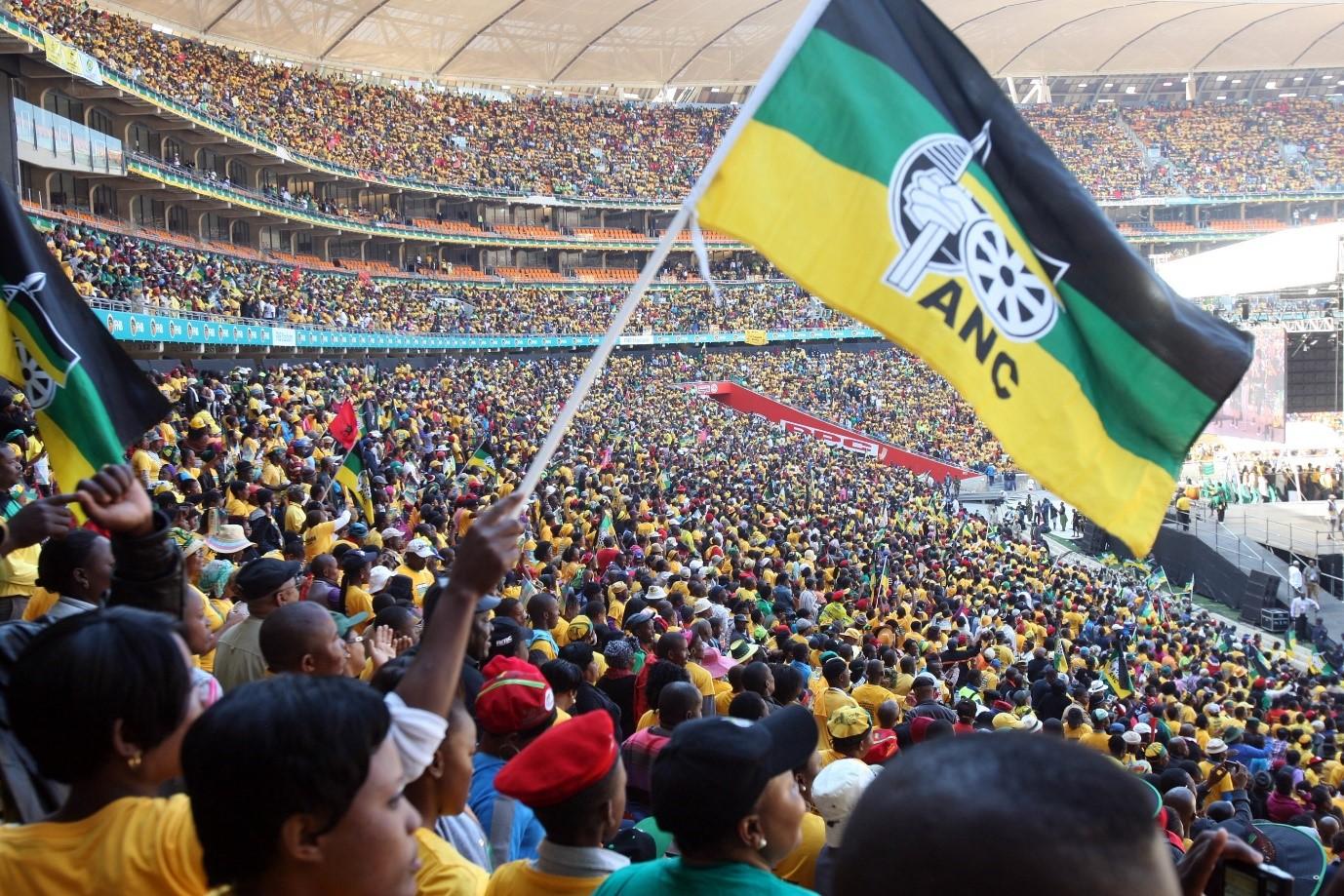 ANC Behaves Like a Corner-shop NGO