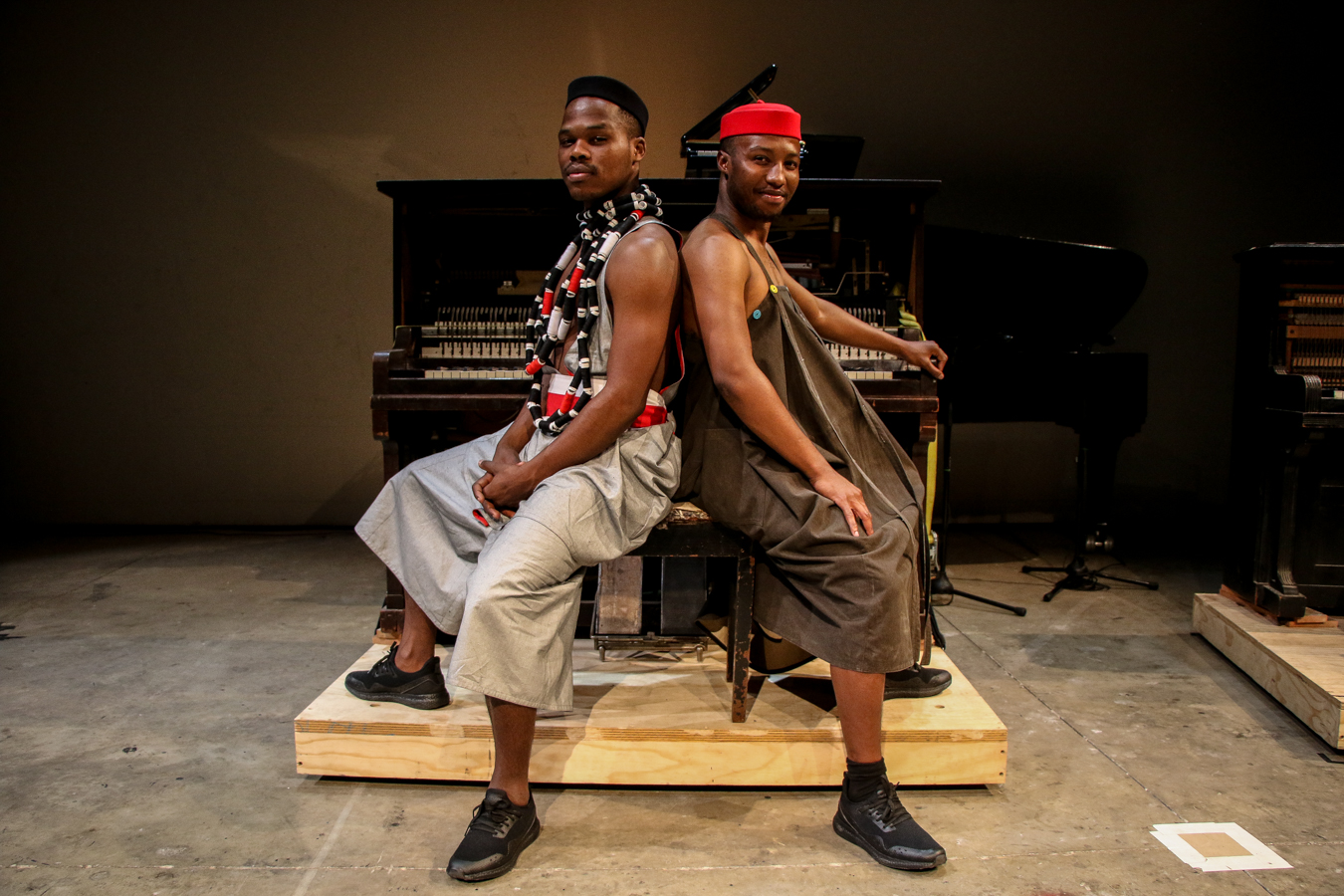 The Dualism of African Storytelling in Theatre