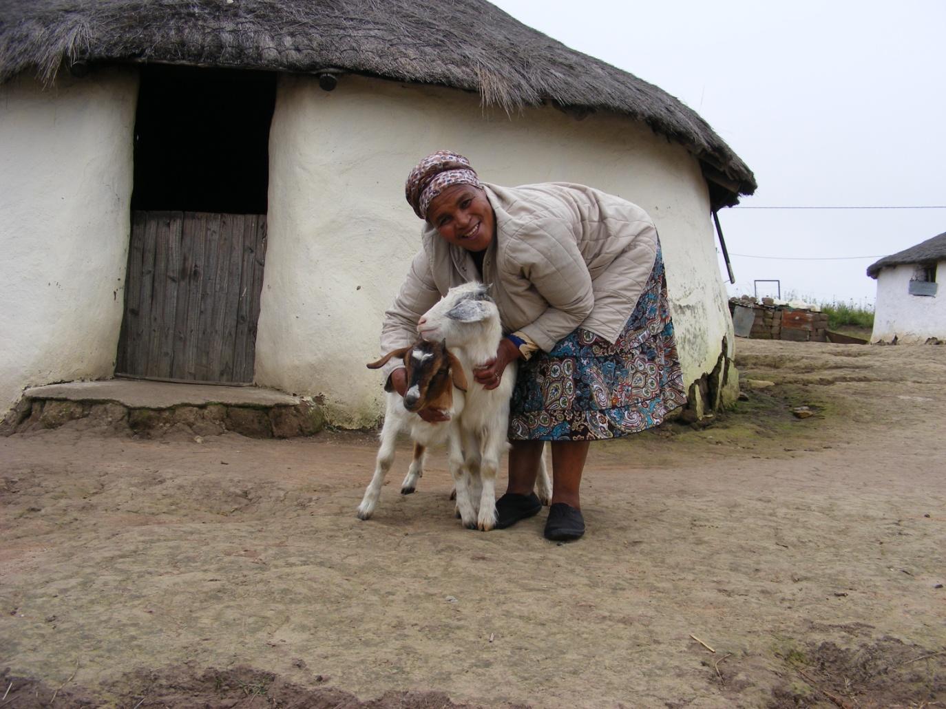 Easter Weekend: Sex, Church & Goats