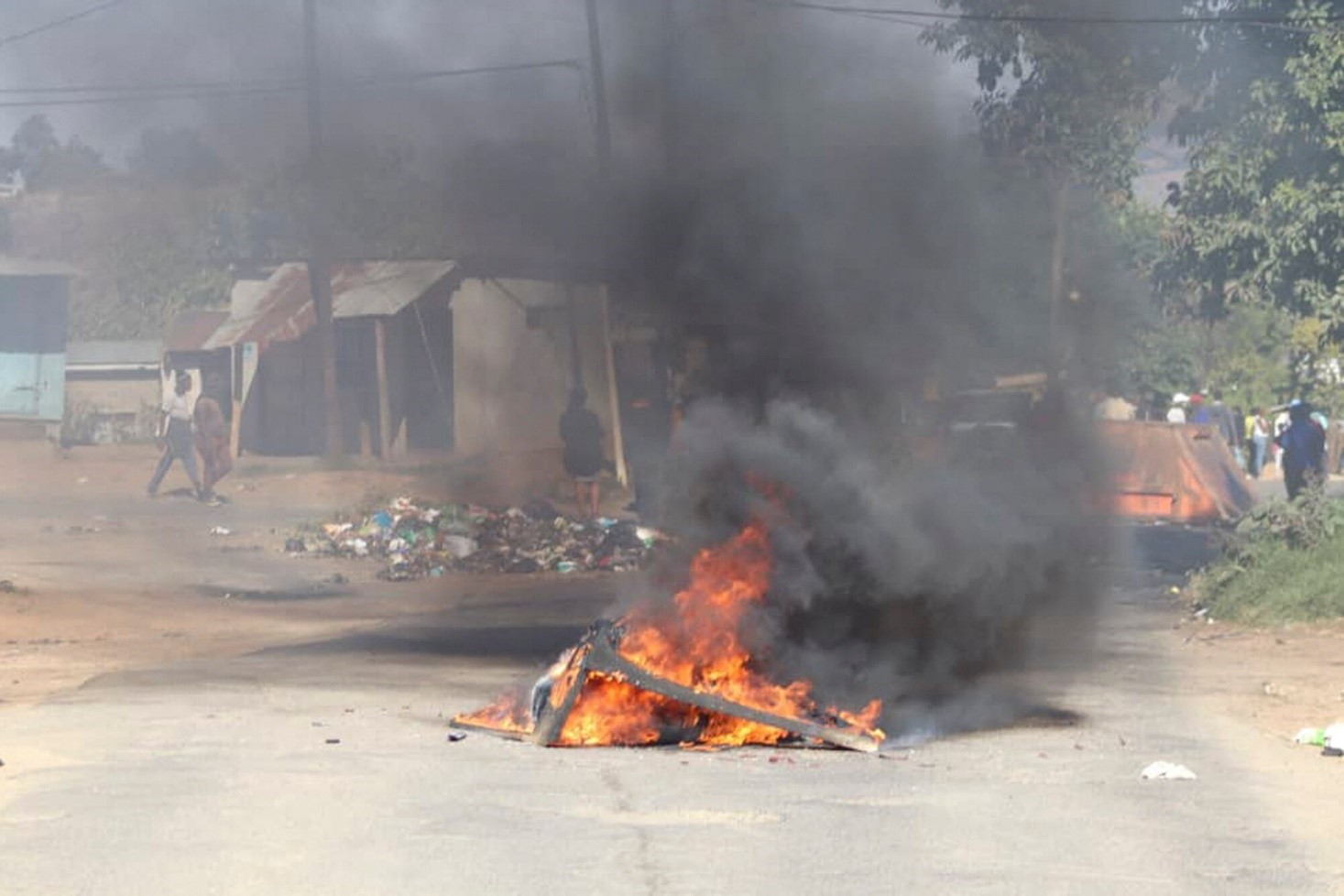 Eswatini Is Burning & The Whole World is Watching