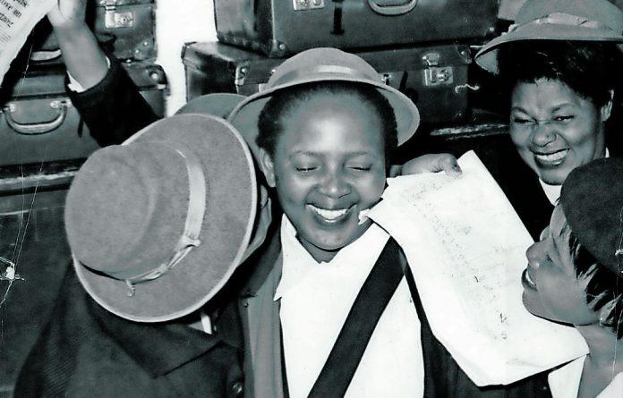 Es'kia Mphahlele's Homage to Mama Zondeni Veronica Sobukwe