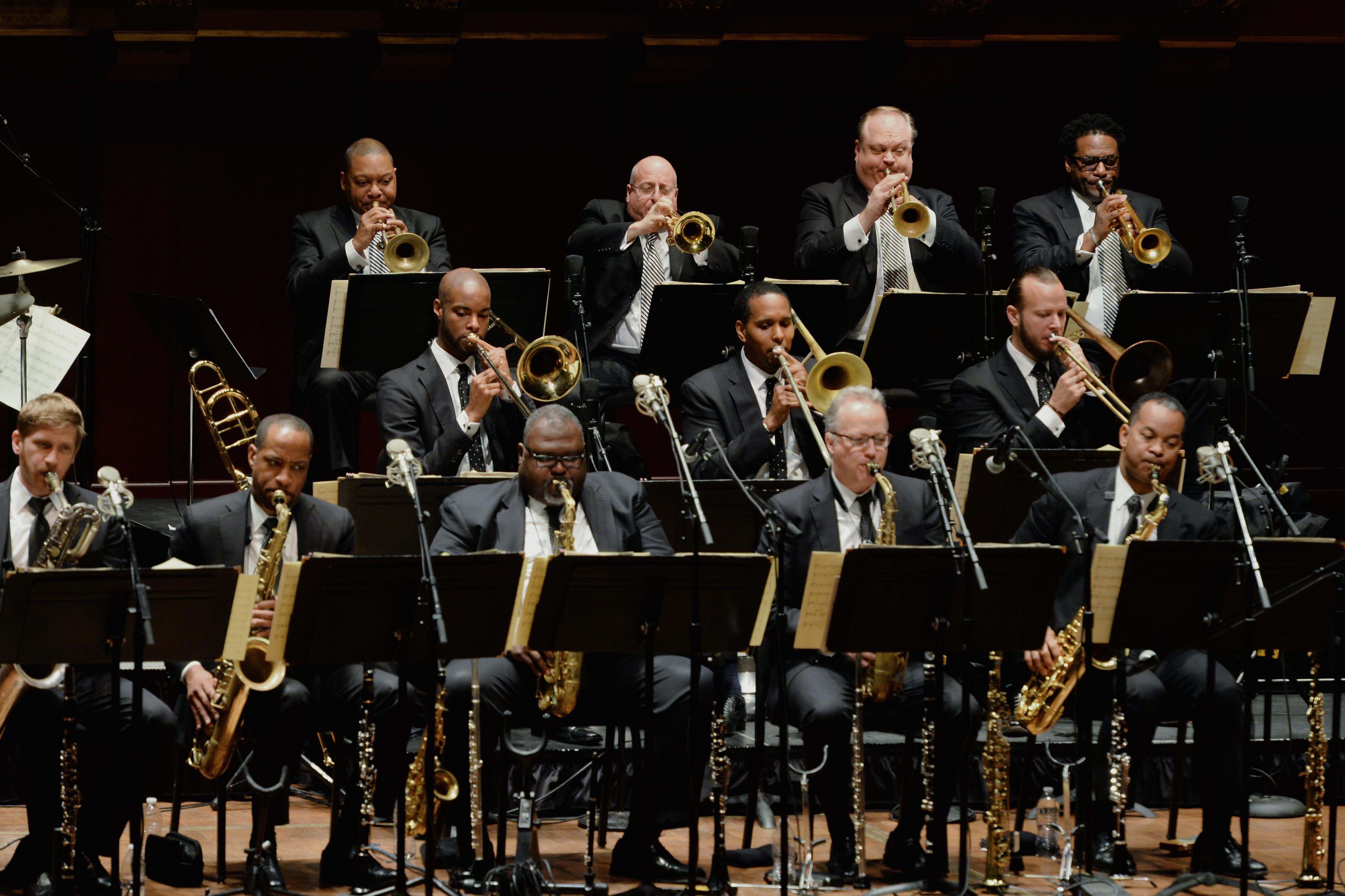 Joy of Jazz Opening Night with Wynton Marsalis