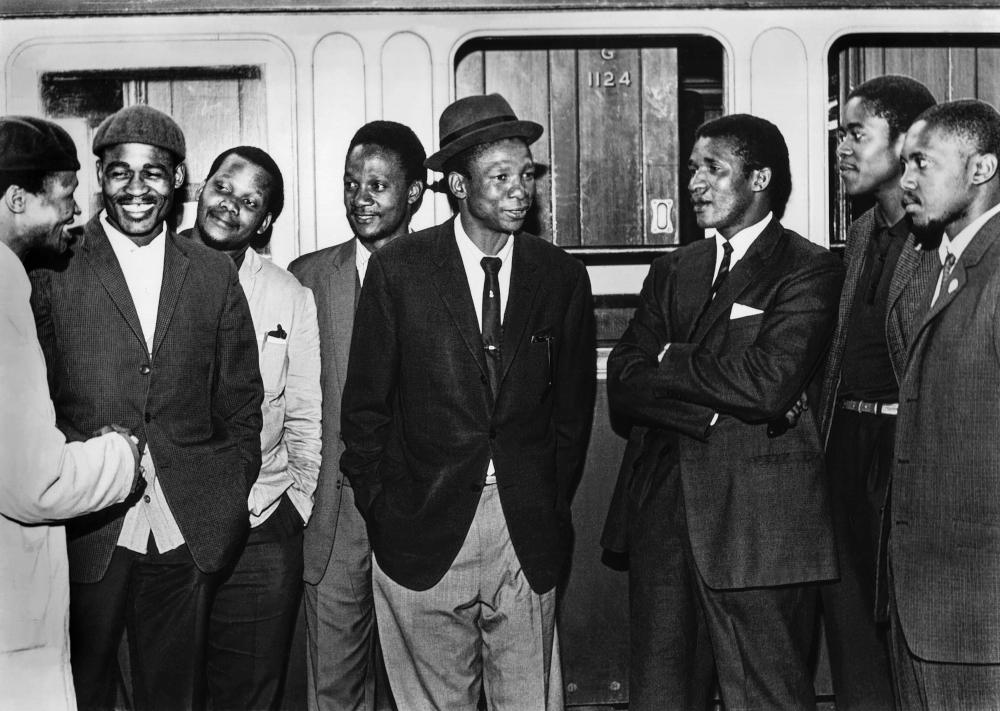 "Daniel ""Kgomo"" MOROLONG | Hugh Masekela"