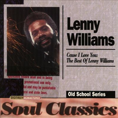 Lenny Williams & The Perils Of Loneliness
