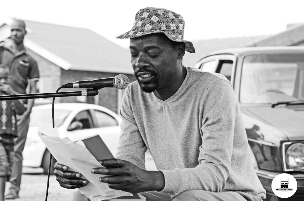 Makhafula Vilakazi'a I Am Not Going Back To The Township - Free Download