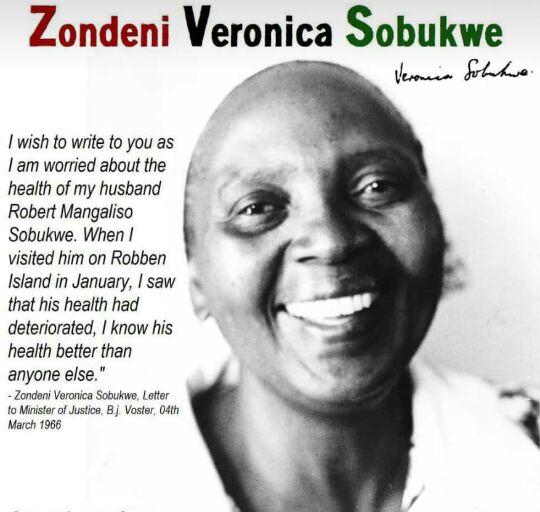 Mama Sobukwe Honoured