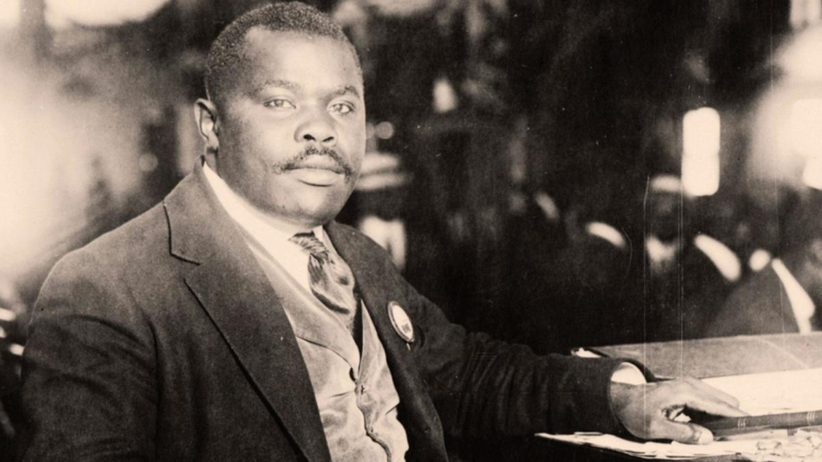 Marcus Mosiah Garvey: 132 YEARS
