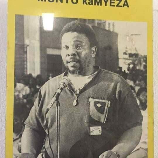 Remembering Baba Muntu Myeza