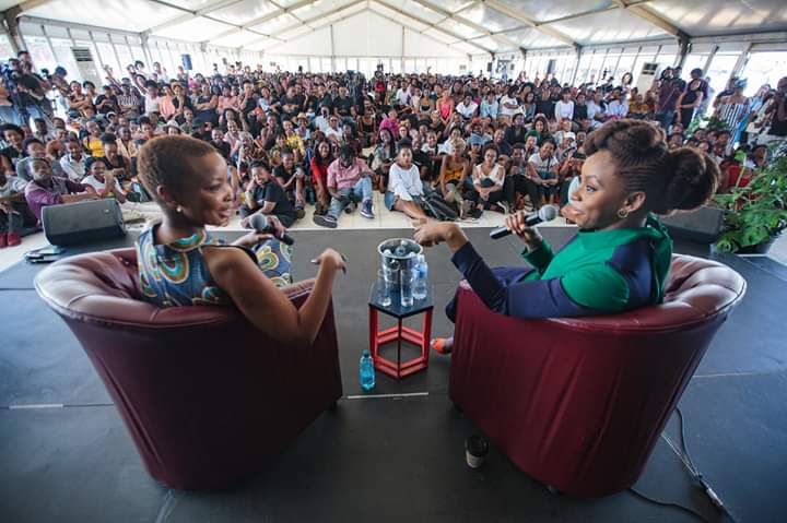 Nothing To See Here: Abantu Book Festival For Blacks Only