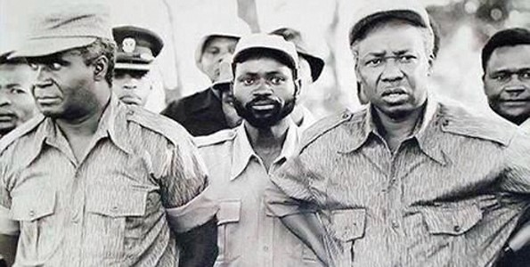 Black October: Samora, Sankara, Fela Kuti, & Nyerere