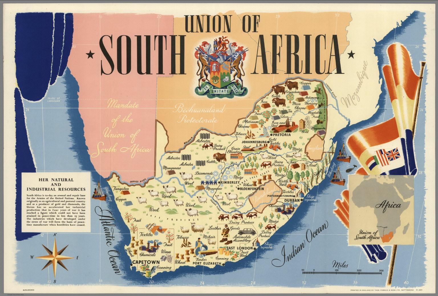 Founding Origins of South Africa