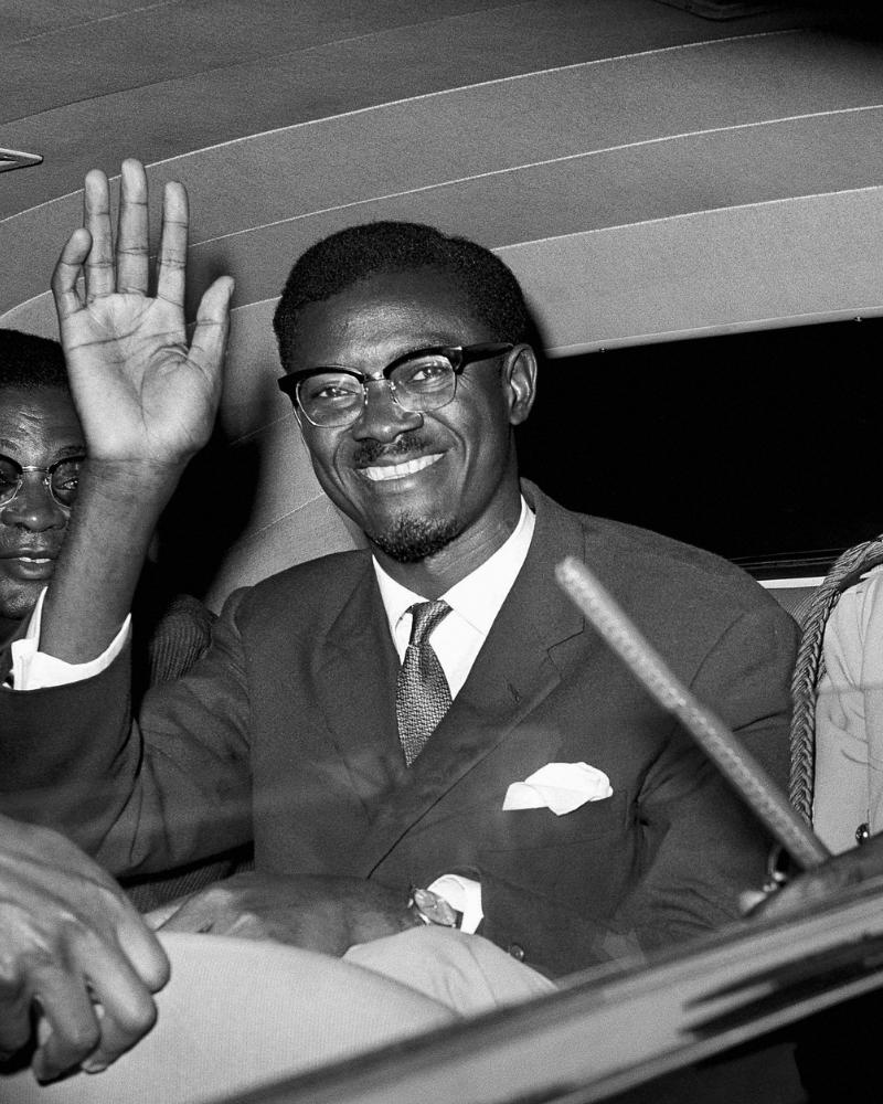 Torch of Patrice Lumumba