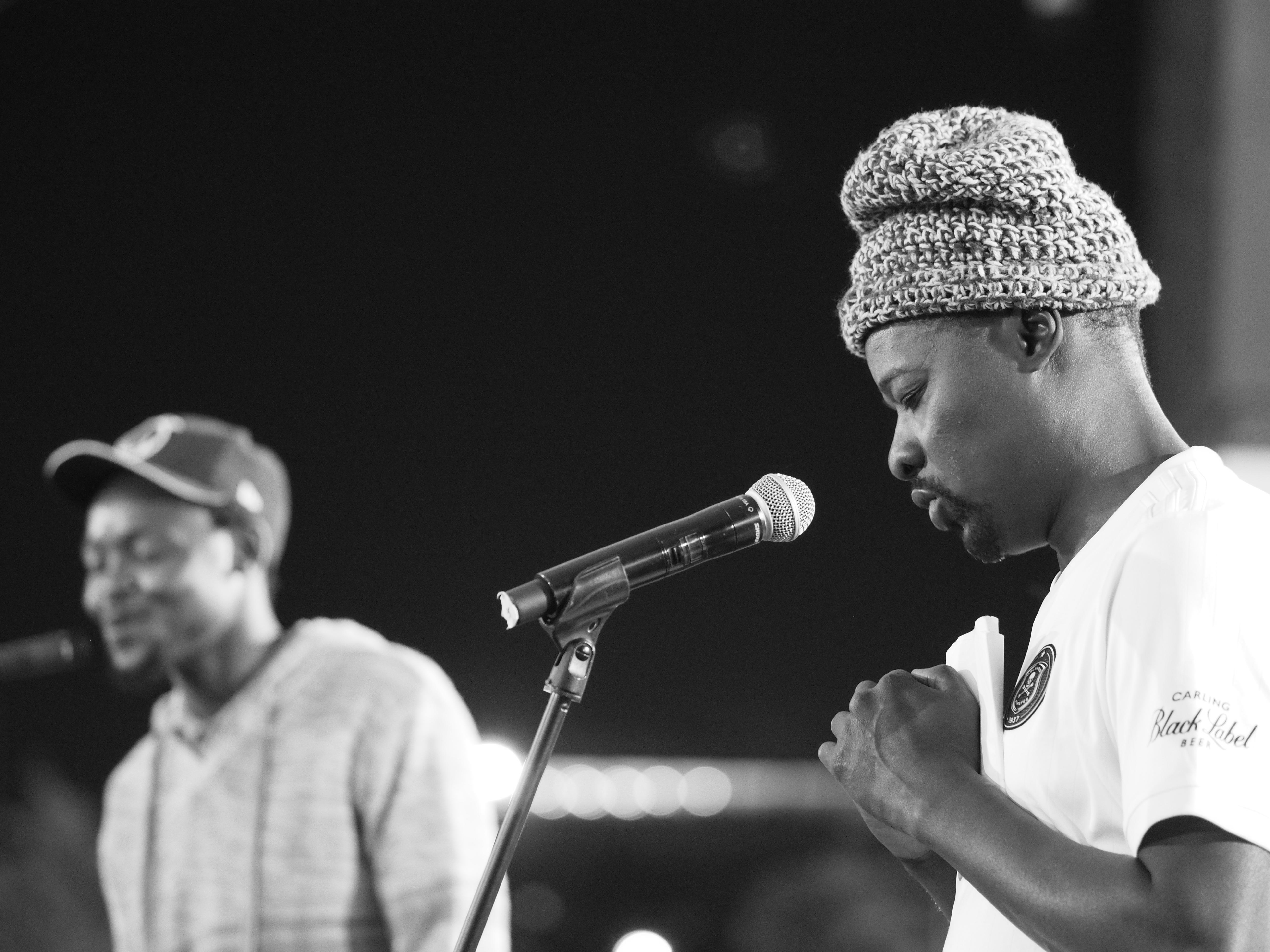 PODCAST: Vus'umuzi Phakathi On Concerning Blacks