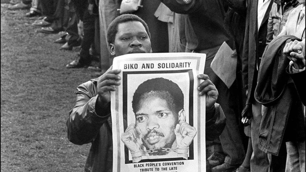 The Quiet Violence of Steve Biko