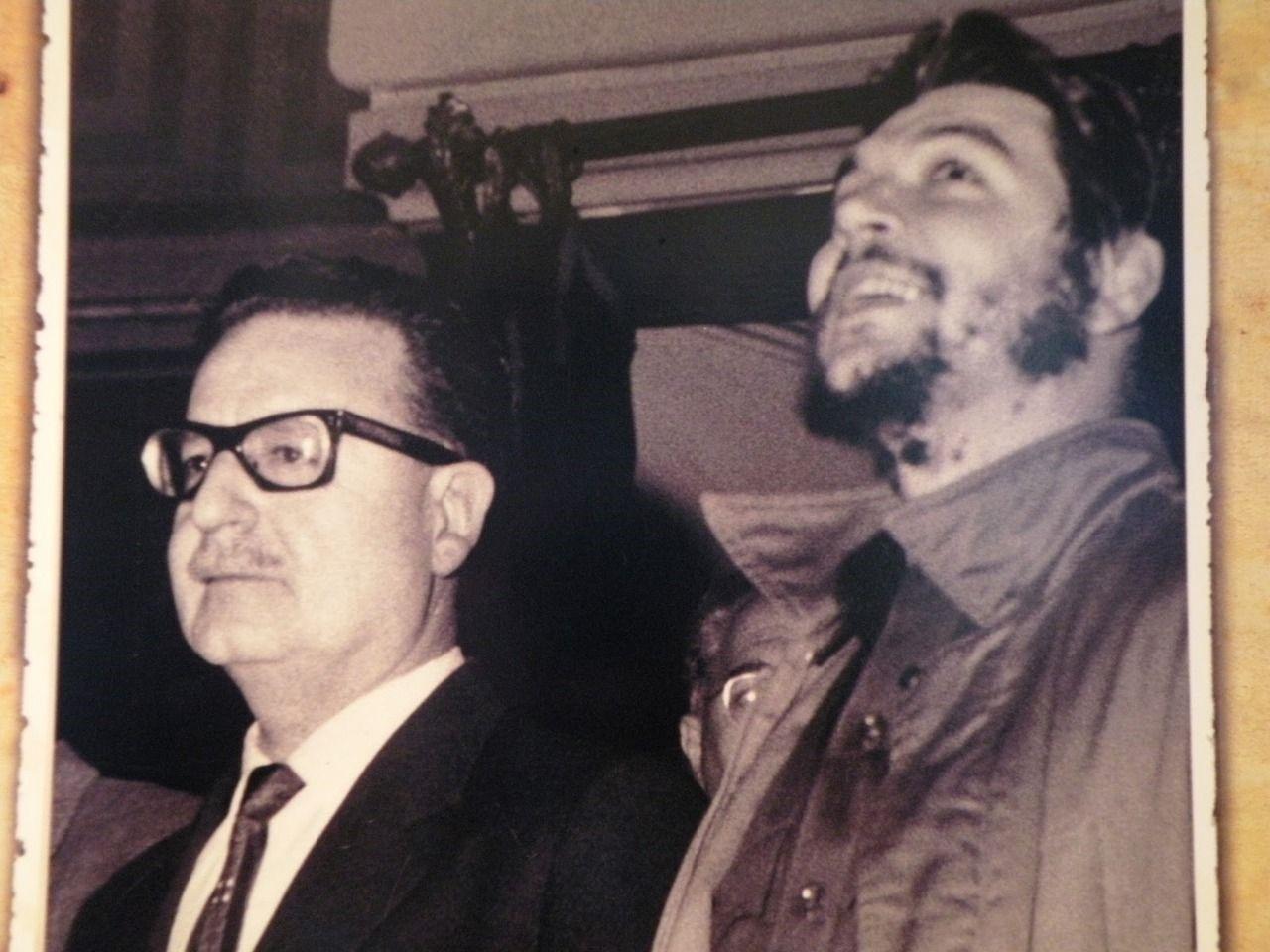 "Revolutionary Medicine: The Ideas of Dr Ernesto ""Che"" Guevera & Dr Salvador Allende"