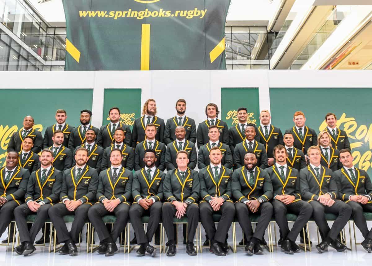 Springboks Represent White Supremacy