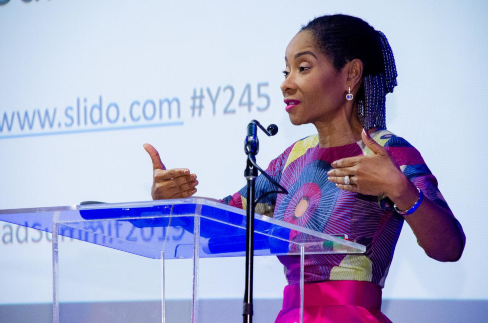 """""""Young People Setting An Agenda For Africa"""""""