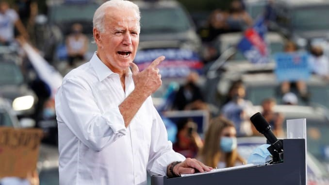 Trump & Biden – Two Sides of The Same White Supremacist Coin
