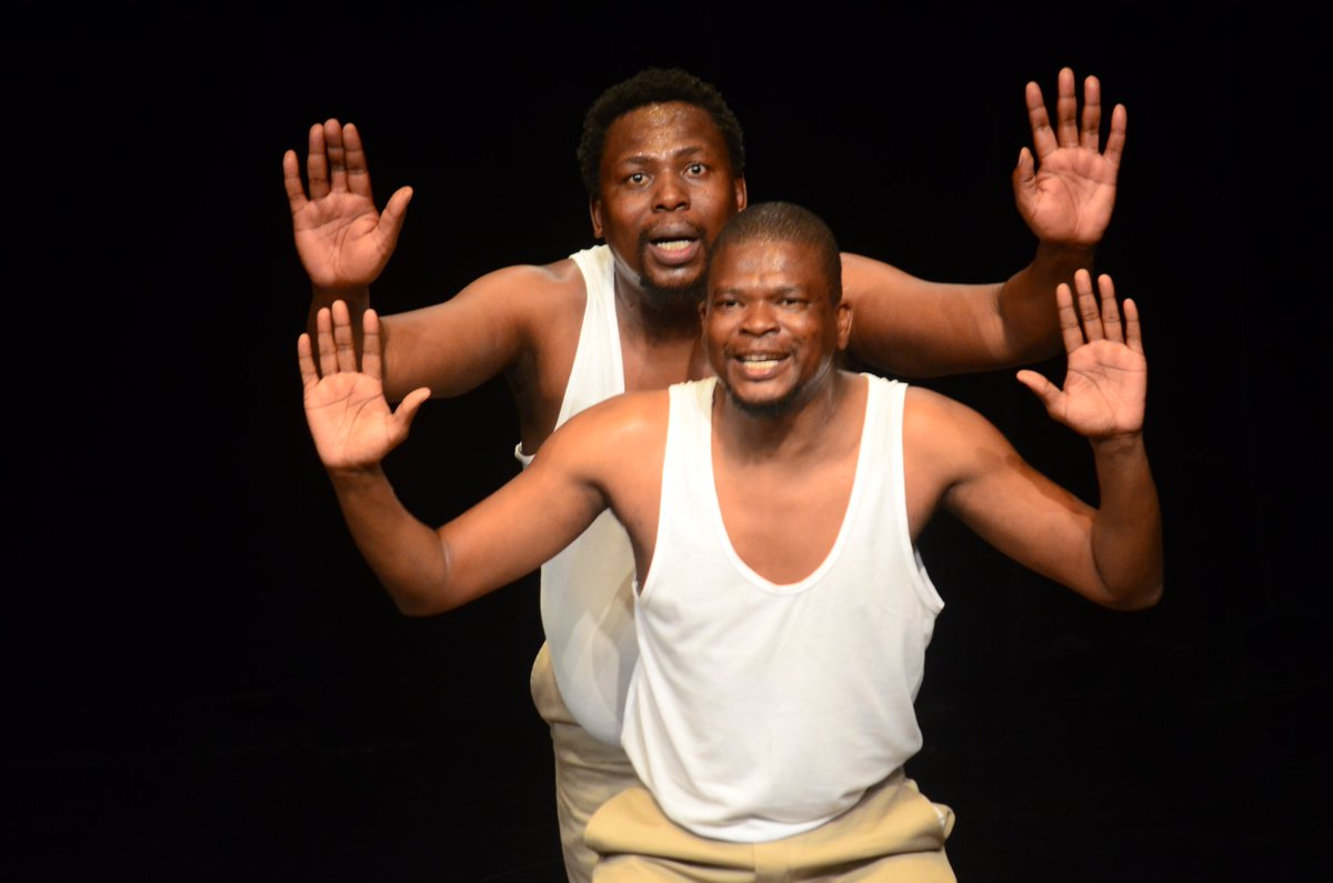 Revolutionary comedy Vuka Machel @ The Market Theatre