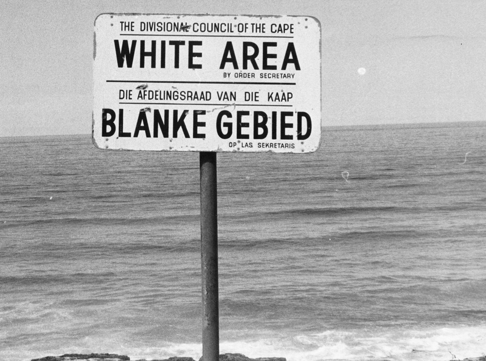 We Blacks Are Afraid Of Whites